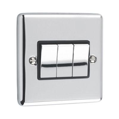 3-Gang-Treble-10A-Light-Switch-W03PCB
