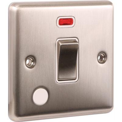 20A Double Pole Switch W37BSW