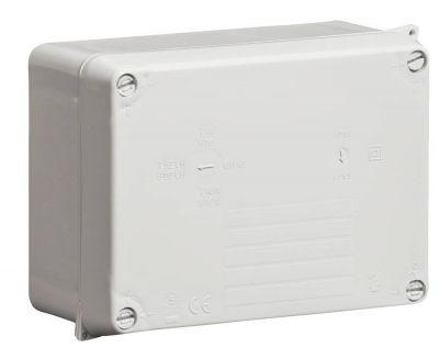 Wiska-Surface-Sealed-Box-IP65-Grey-160-x-120-x-70-816LH