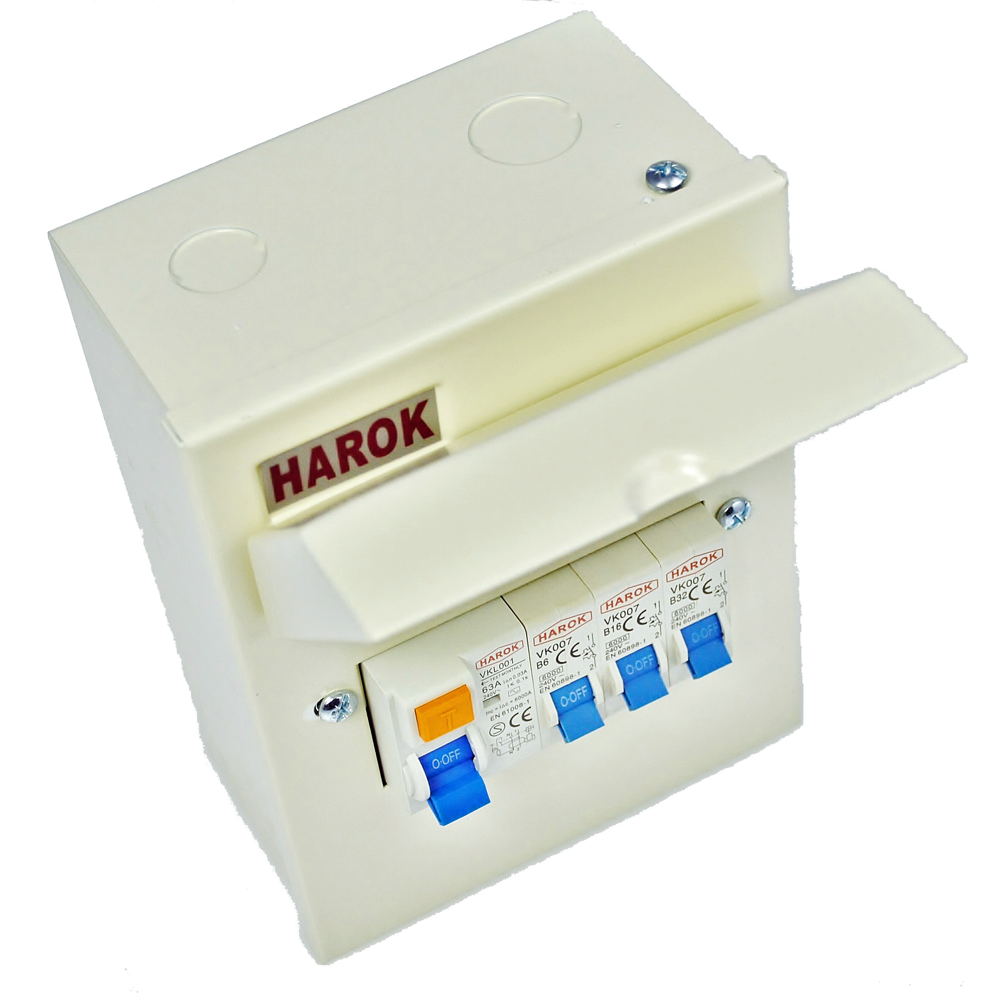 Harok – Mini Garage Consumer Unit Amendment 3